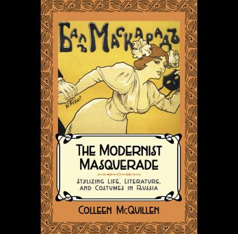 Cover of the Modernist Masquerade
